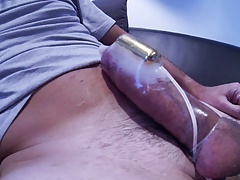 Edging my cock over the limit