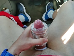 Fleshlight Car Fun