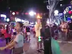 Patong Nightlife, Phuket 2016