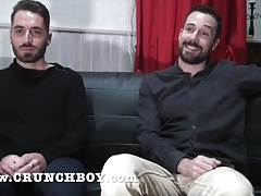 2 bears straight guys with big dick casting porn