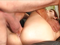 18 year old gets fucked by step daddy on birthday