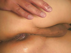 Pussy  pumping & gaping 07 Oct-16-2014