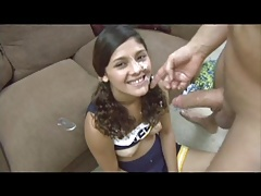 Cheerleader First Time Anal