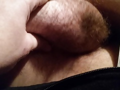 Playing with my wifes best friends hairy mound