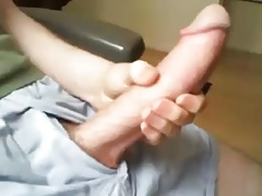 Huge White Cock