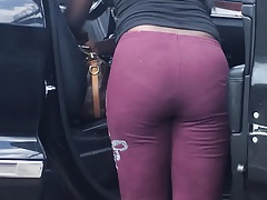 carwash booty (Quickie)