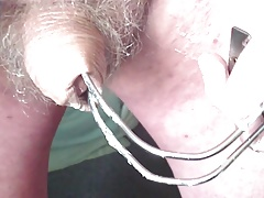 Creamy Christmas! Foreskin 32-minute video