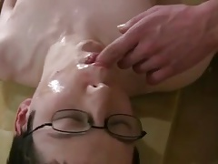 Twinks 69 and give each other facials
