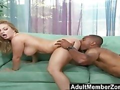 AdultMemberZone - He Really Gets Her Pussy Juices Flowing