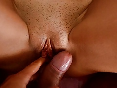 Romanian boy creampie a MILF friend